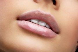 Почему горят губы