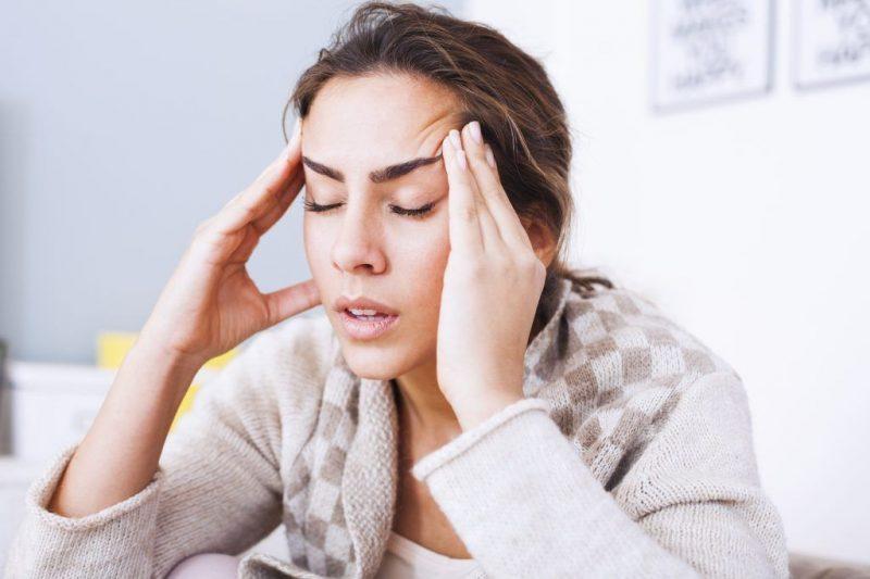 Заговор от боли головы