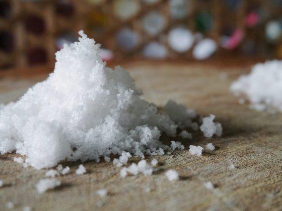 Оберег из соли