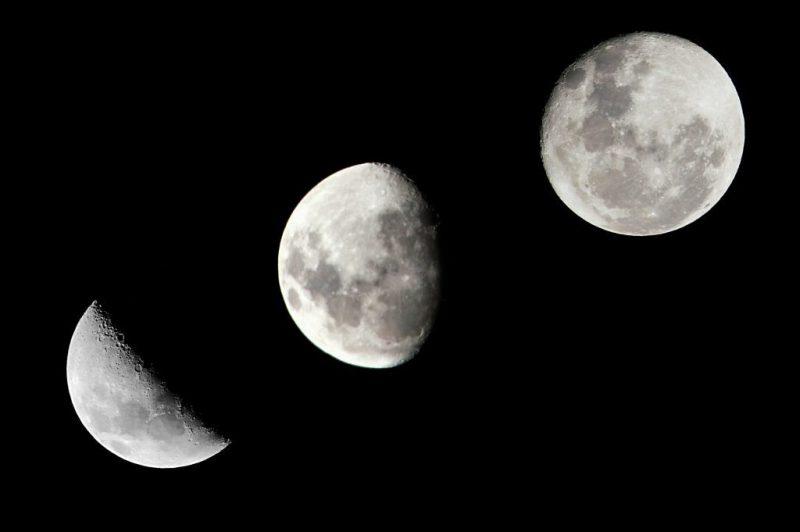 Приворот на растущую луну читать