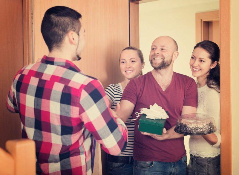 Заговор от нежеланных и незваных гостей