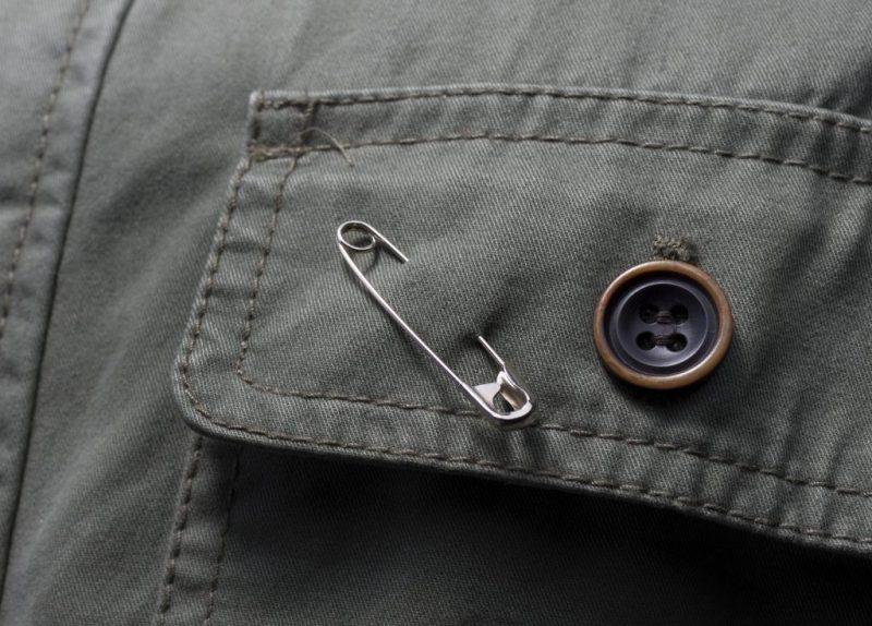 Булавка от сглаза: как носить и заговорить (Фото)