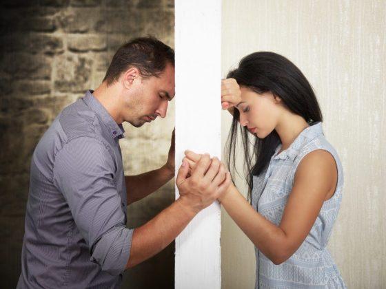 Обряд на примирение с любимым