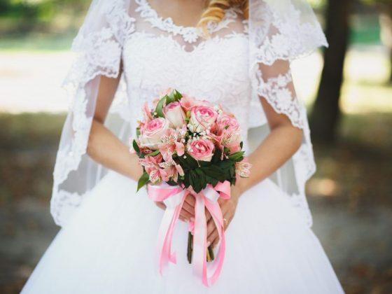 Поймала букет невесты