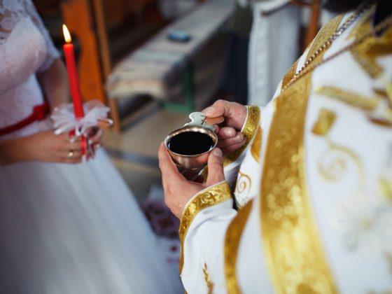 Обряд венчания в православной церкви