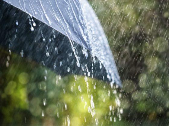 Дождь символизирует благословение небес