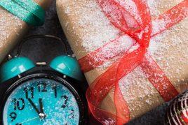 Часы как подарок на Новый год
