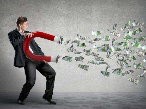 Заклинание на деньги и богатство