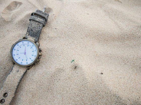 Потеря часов является признаком хороших перемен