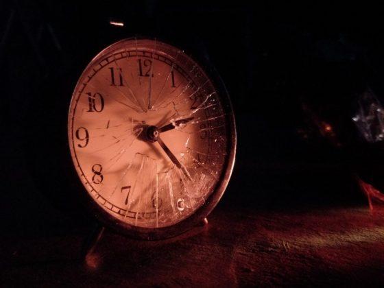 Часы могут разбиться к болезни