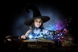 Волшебные заклинания для детей
