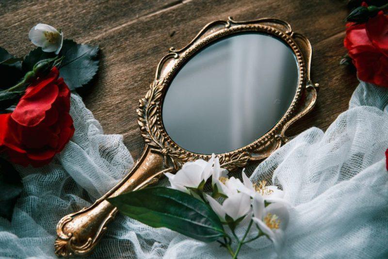 Заговор на зеркало пиписьки девочек фото