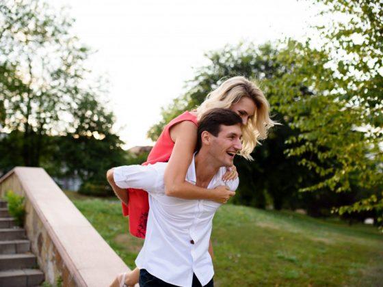Пара имеет шансы на долгие отношения