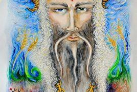 Бог Велес в Славянской мифологии