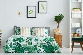 Расположение картин для спальни по фен-шуй