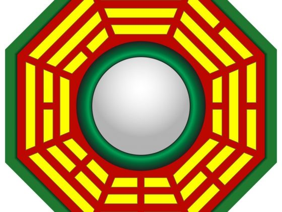 Значение зеркала Багуа по фен-шую