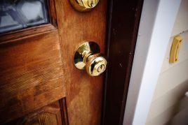 Фен-шуй комнатной и входной двери