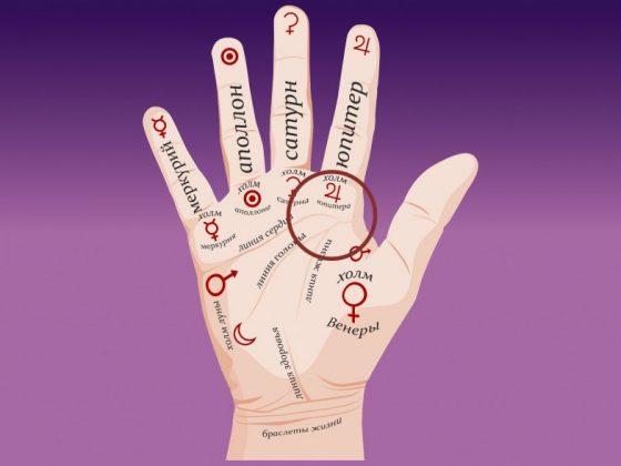 Значение кольца Соломона на руке
