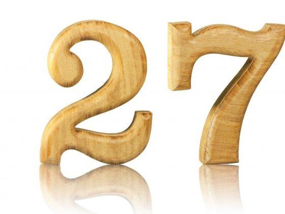 Число 27 в нумерологии