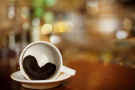 Значение сердца в гадании на кофейной гуще