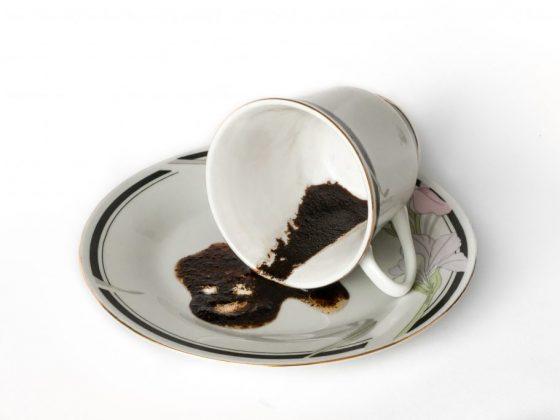 Значение лица и головы на кофейной гуще