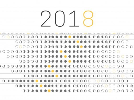 Гадания по лунному календарю в 2018 году