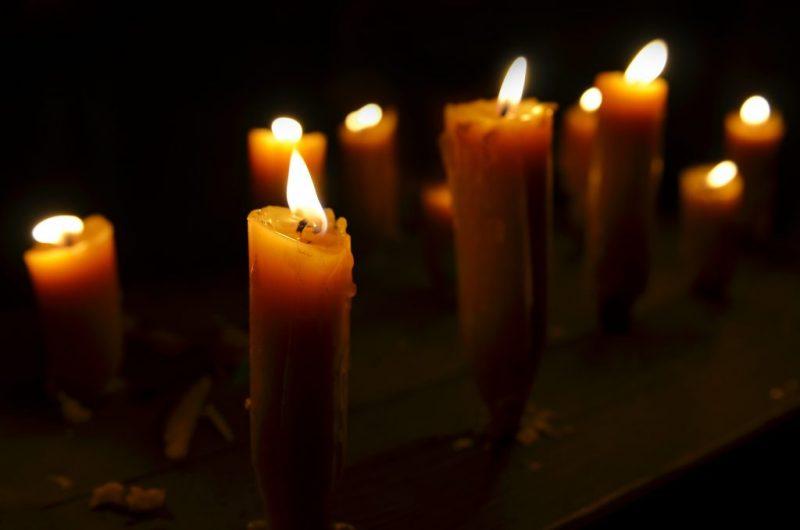 Гадание со свечей и водой значение фигур