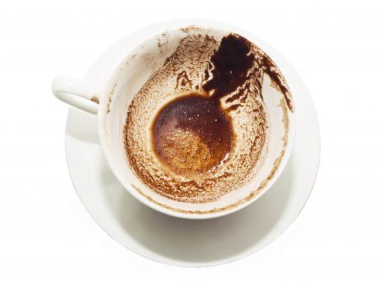 Гуща кофе расскажет о волнующих вопросах