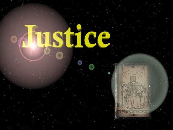 Сочетание Справедливости с другими картами Таро