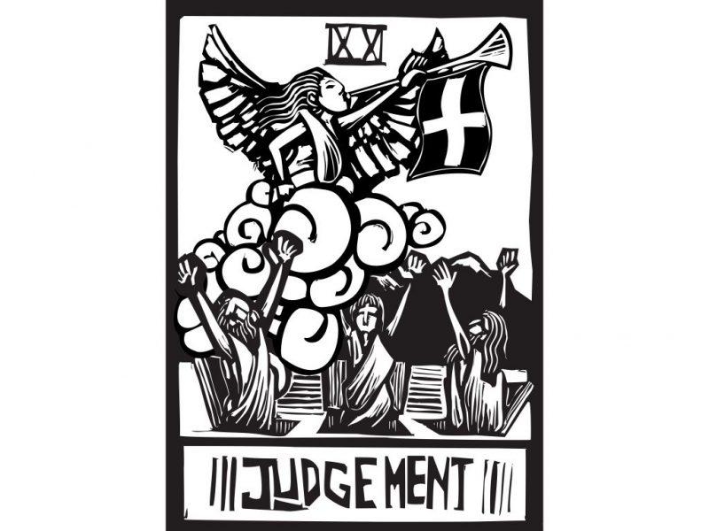Суд таро: значение в отношениях, толкование, сочетание с другими картами
