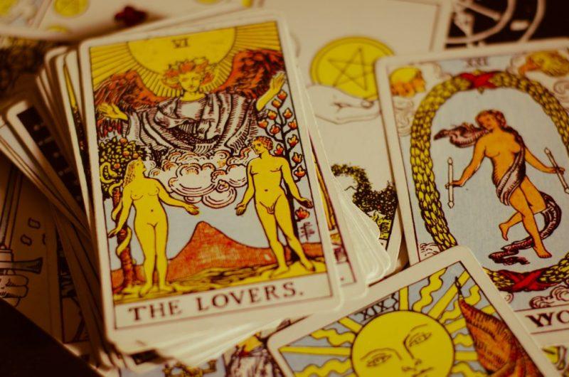 Влюблённые: значение карты Таро