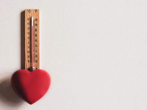 Гадание «Градусник любви»