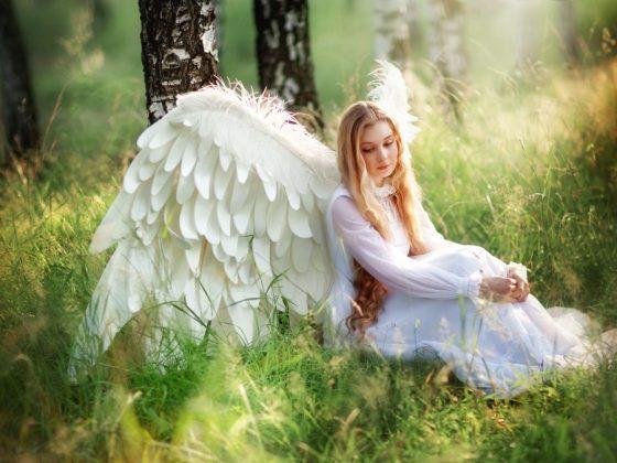 Видеть ангела с крыльями во сне – к сложному периоду в жизни