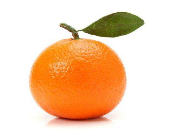 Четное количество долек в мандарине исполнит желание