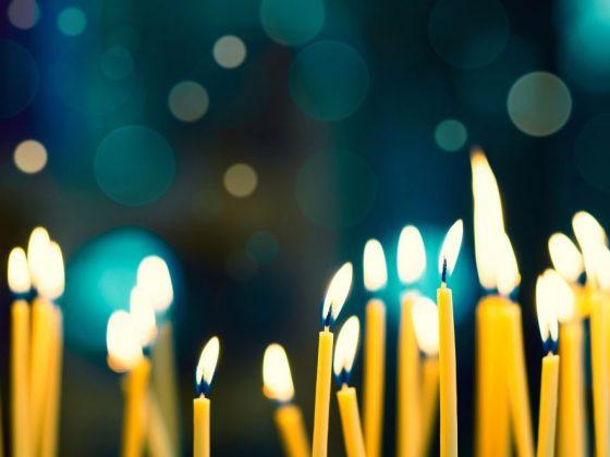 По соннику Ванги, церковные свечи означают мир и покой в семье