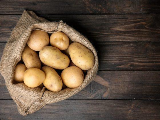 Мешок картошки предвещает выигрыш