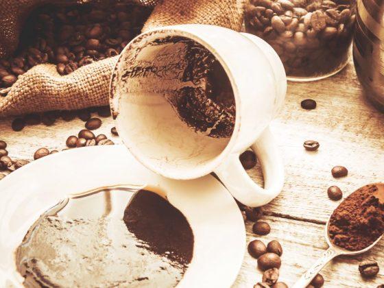 Видеть кофейную гущу – к победе в соперничестве на работе