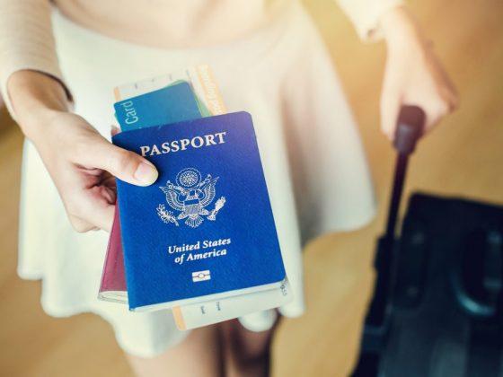 Паспорт предвещает приятное путешествие