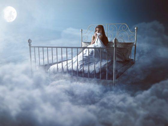 Суженого можно увидеть в вещем сне