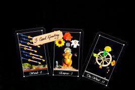 Гадание по Таро на 3 карты