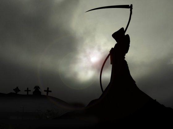 Смерть символизирует новую встречу с мужчиной