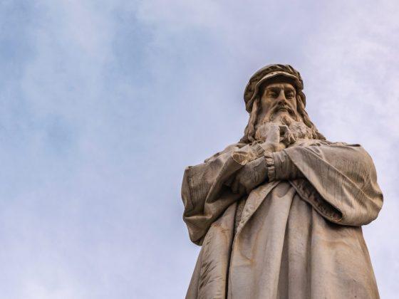У Леонардо да Винчи было много предсказаний