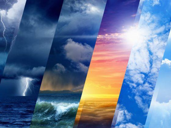 Метеопрогноз для Уральского региона на 2019 год