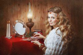 Гадание в Рождество на любовь