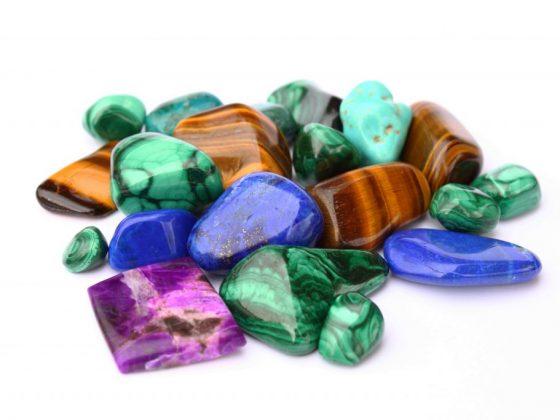 Минерал не следует использовать с другими камнями