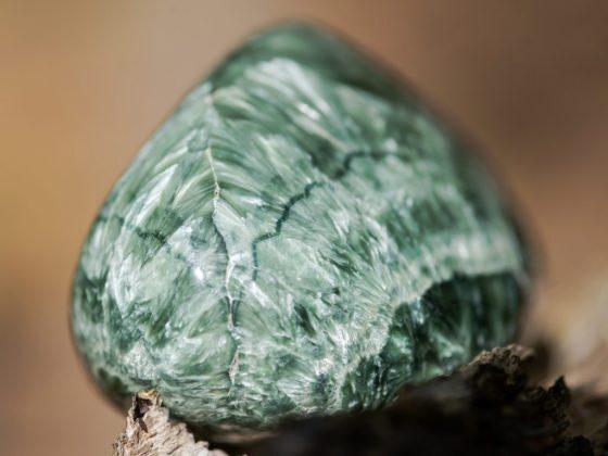 Свойства камня Серафинит