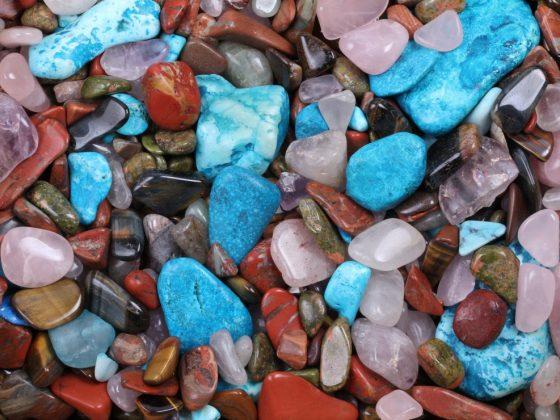 Камни приносят удачу