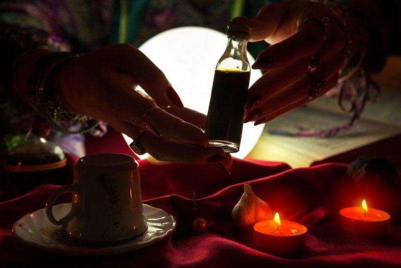 Магия в домашних условиях на любовь
